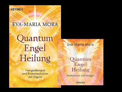 Buch und CD Quantum Engel Heilung (R)